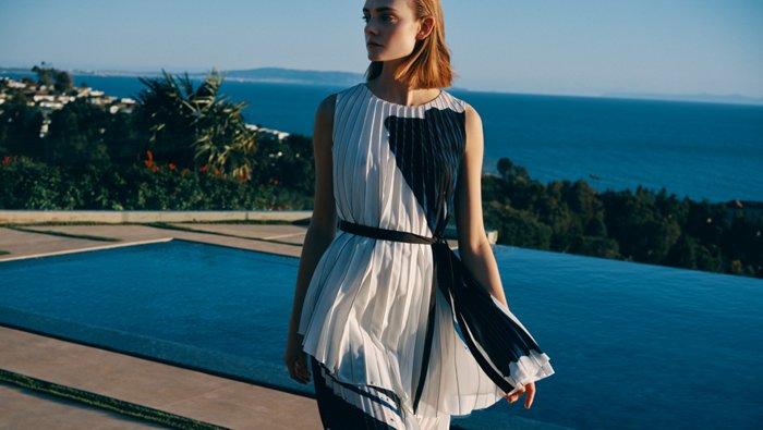 Entspannte Sommerlooks: Kleider