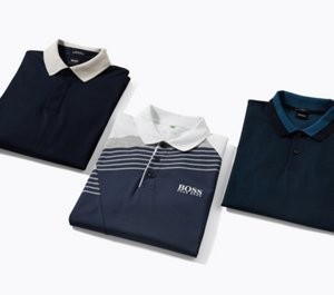 e1e5d5cb Polo shirts for men | BOSS Green is now BOSS