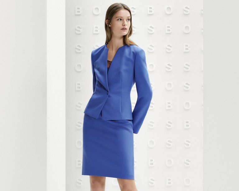 1550dda61 BOSS clothing for women | Exclusive & modern designs | HUGO BOSS