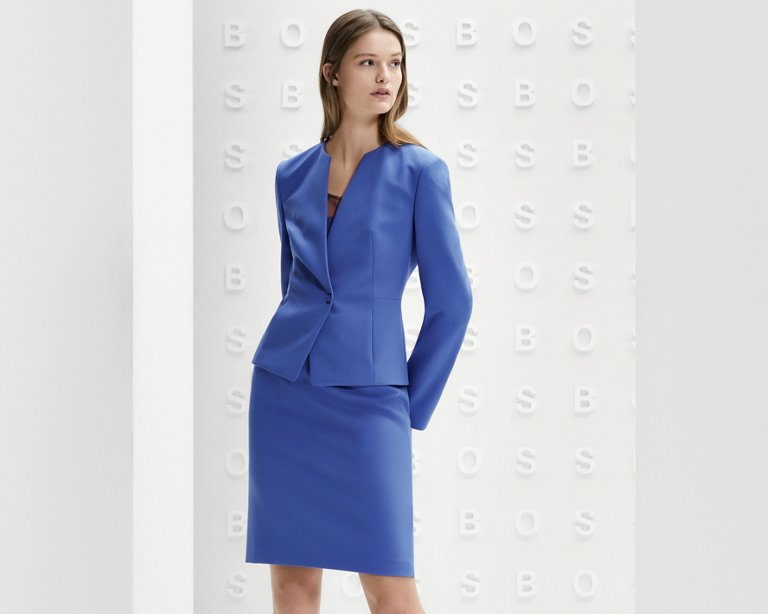 2e4f603c3 ... Shades of blue editorial for Women by BOSS