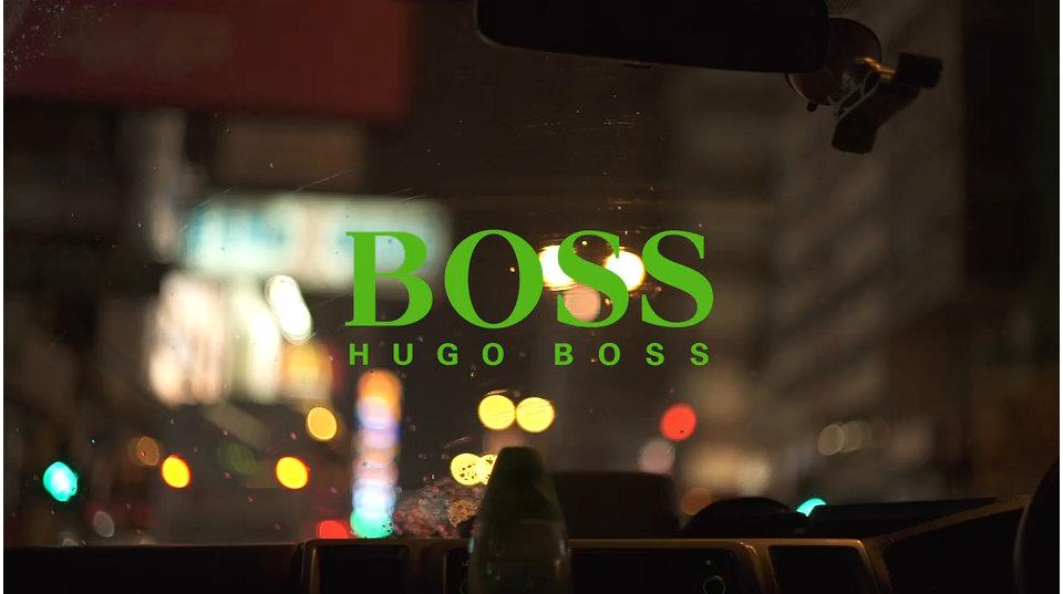 Vidéo publicitaire BOSS Green