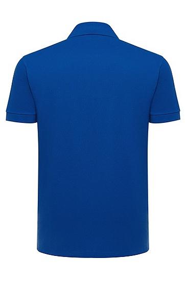 男款经典Polo衫,  463_淡蓝色