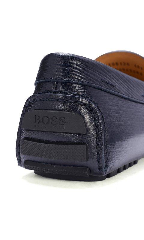 BOSS 莫卡辛鞋