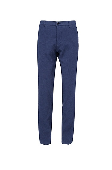 男士商务休闲长裤,  480_淡蓝色