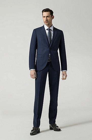 男士时尚商务休闲衬衫,  450_浅蓝色