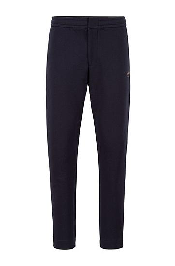 ALBXNG系列时尚休闲裤,  402_暗蓝色
