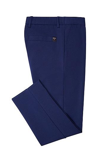 七夕胶囊系列休闲西裤,  407_Dark Blue