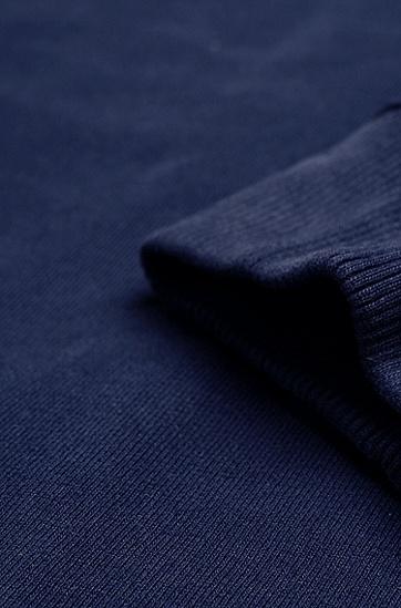 七夕胶囊系列微笑爱心连帽卫衣,  407_Dark Blue
