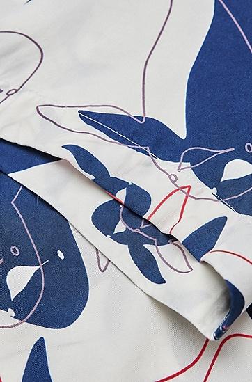七夕胶囊系列情侣款衬衫,  100_White
