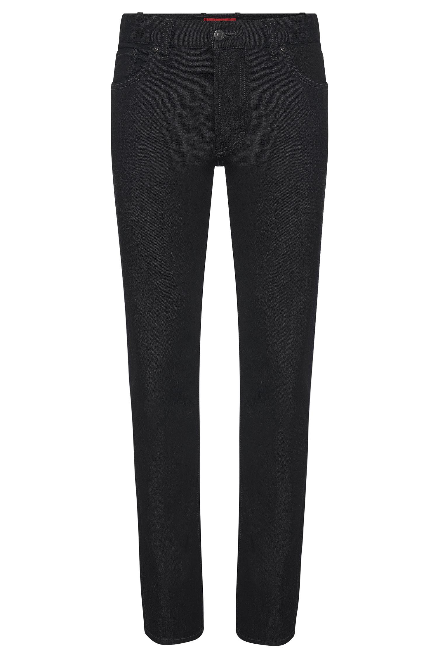 Jeans regular fit in cotone elasticizzato: 'HUGO 677/38'