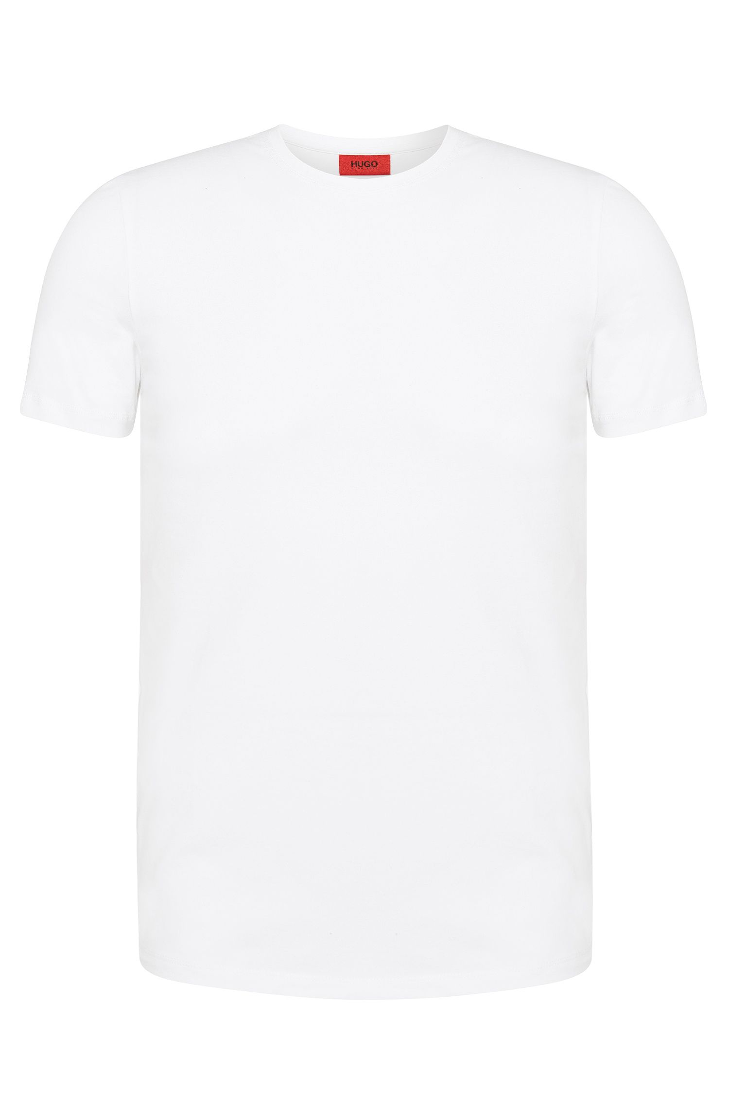 Zweier-Pack T-Shirts aus Stretch-Baumwolle: 'Double-R-Stretch'