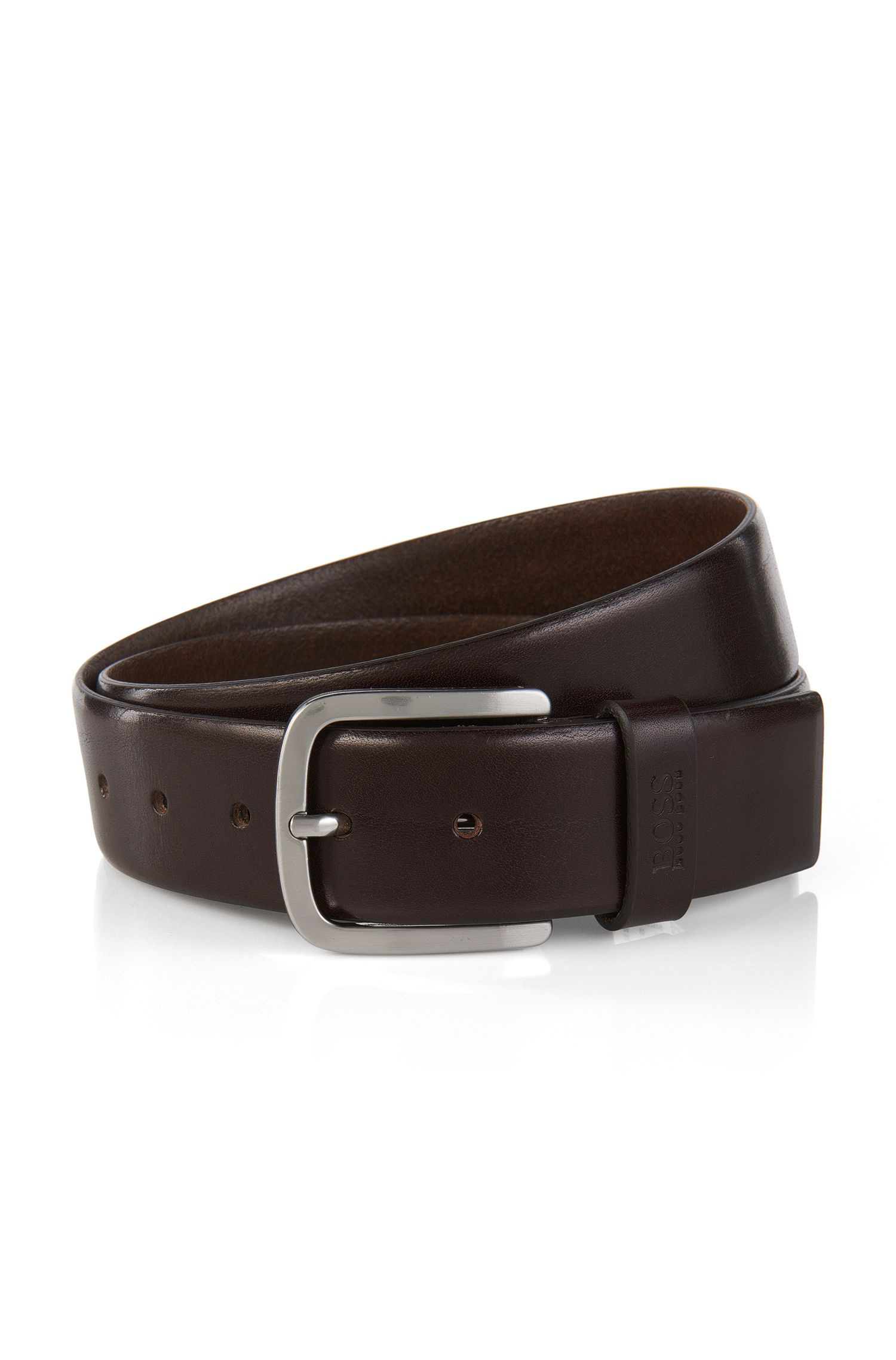 Leather belt: 'SUN'