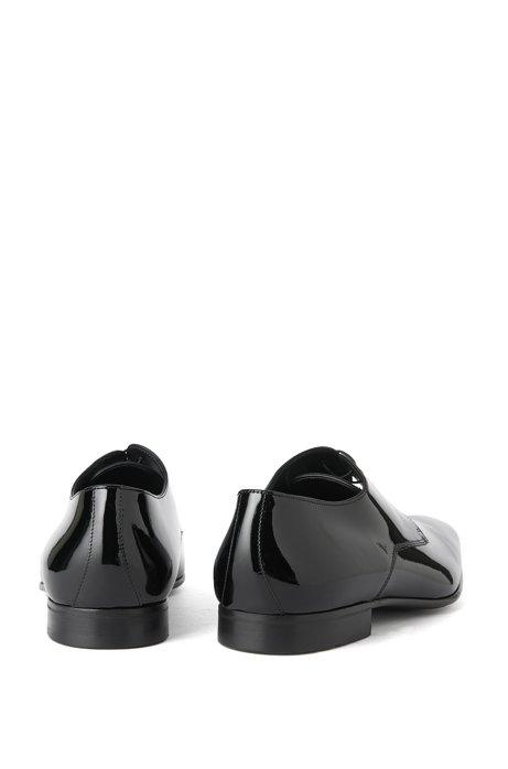 Zapato Con Cordones De Fabricación Italiana En La Patente Jefe De Cuero Liquidación más nuevo 2018 Nuevo Compre en línea Nuevo Precio al por mayor en línea WU4igfs