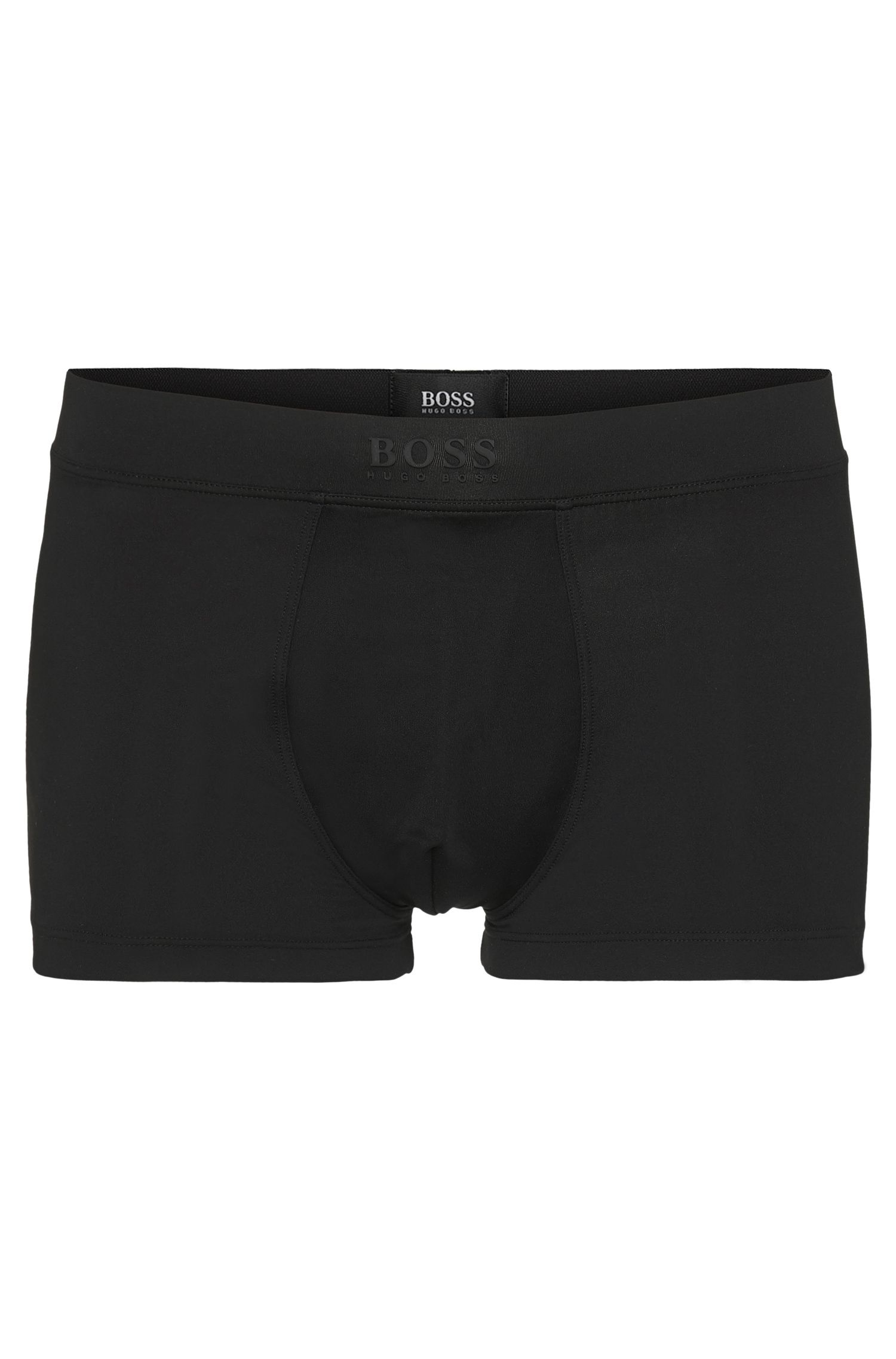 Boxers Regular Rise en tissu stretch