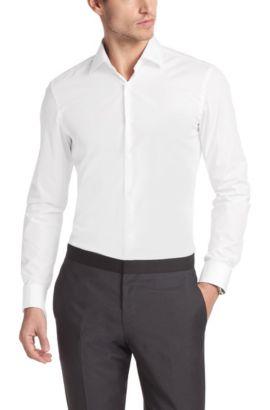 Set 'Jacques_E-BOX' met zakelijk overhemd, Wit
