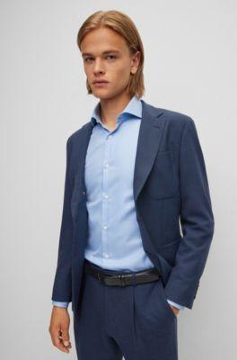 Abbigliamento Uomo Matrimonio Estivo : Eleganti abiti uomo alla moda e di alta qualità di hugo boss