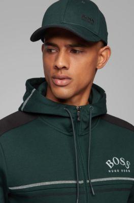hugo boss baseball jacket