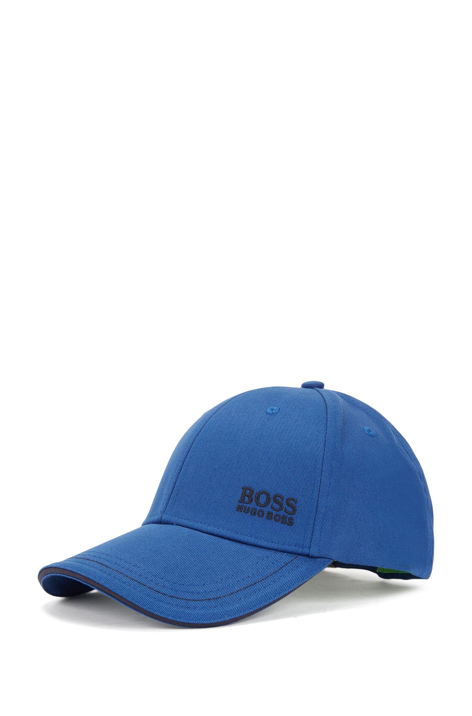 Baseball Cap aus Baumwolle mit Logo-Stickerei