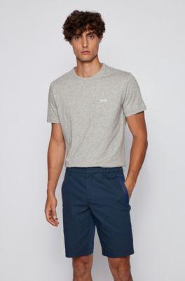 Shirt Fit Avec Contrastant T Regular Détail 0X8wZOPNnk