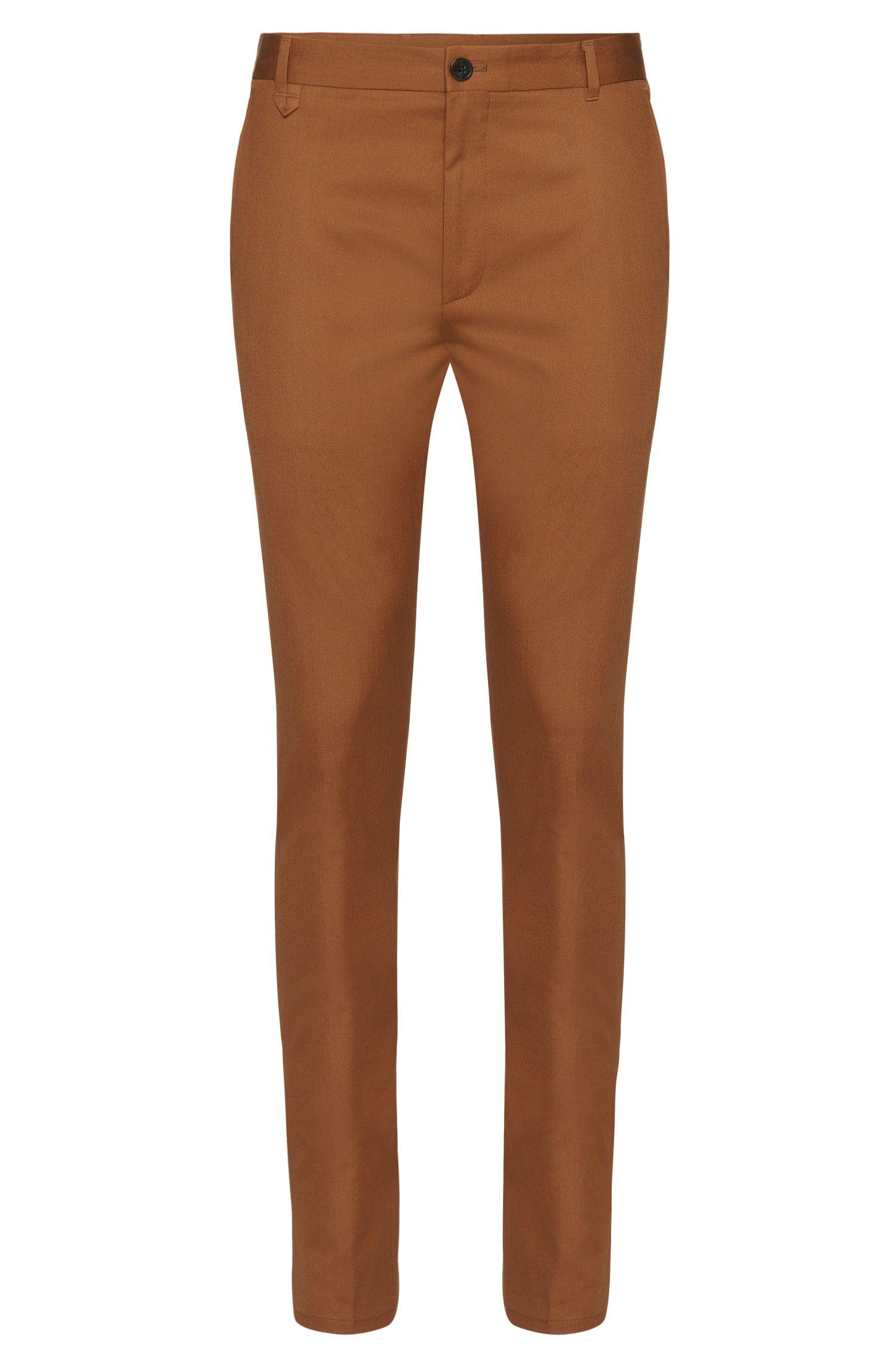 Chino Extra Slim Fit en coton stretch: «Heldor1»