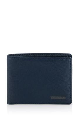 Geldbörse aus Leder: 'Lillis', Hellblau