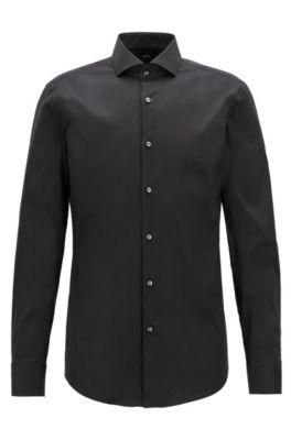 f8f4e5ca9 HUGO BOSS | Shirts for Men | Fitted Shirts - Slim Fit Shirts