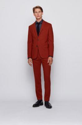 78d6a743fb21 Eleganti abiti uomo alla moda e di alta qualità di HUGO BOSS