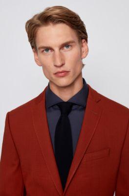 5d82d8a0f78b Eleganti abiti uomo alla moda e di alta qualità di HUGO BOSS