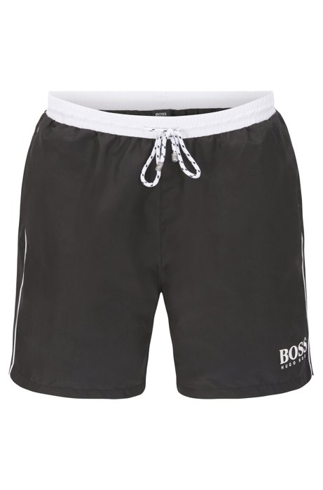 0290a875539e BOSS - Swim shorts in technical fabric
