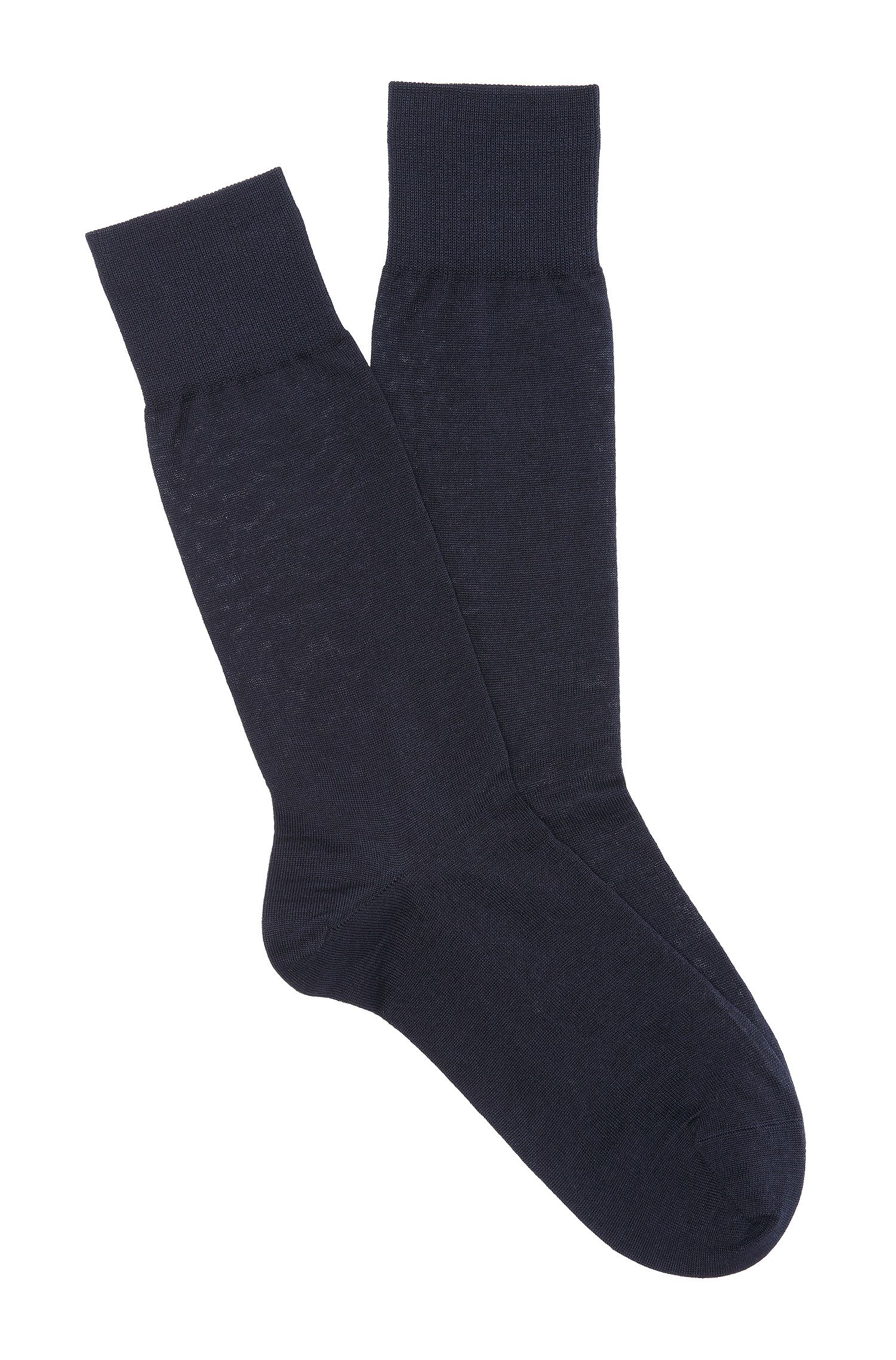 Socken ´TL Wool Silk RS` aus Wolle-Mix mit Seide