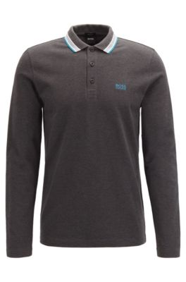 d30dd13e9acca3 HUGO BOSS | Polo Shirts for Men | Classic & Sportive Designs