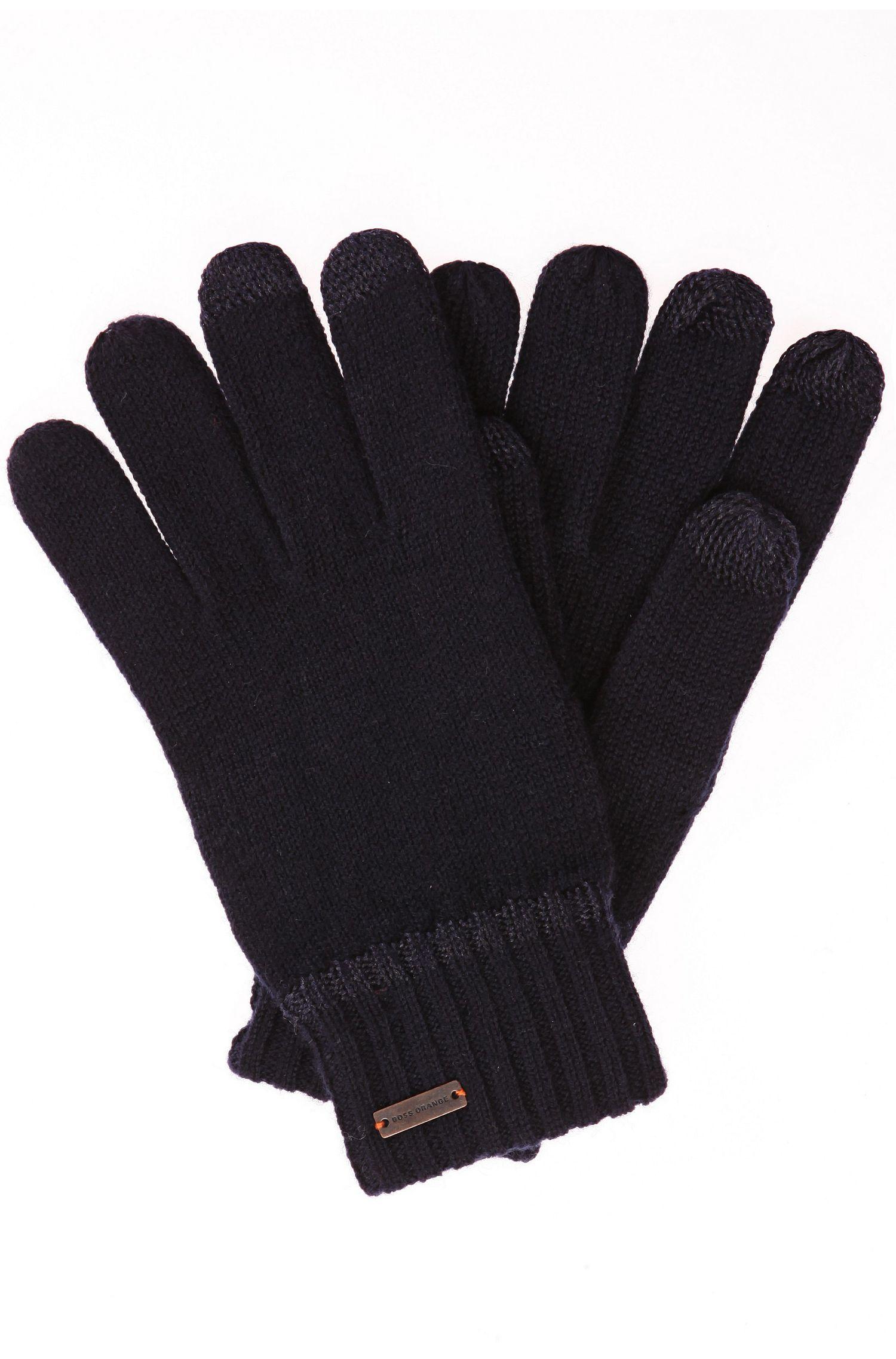 Gants en laine mélangée fonctionnelle technologique: «Graas-2»