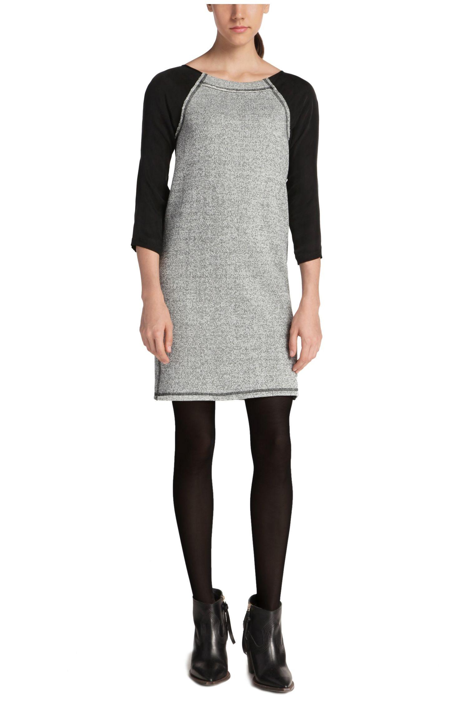Jersey-Kleid aus Baumwoll-Mix: ´Atiffany`