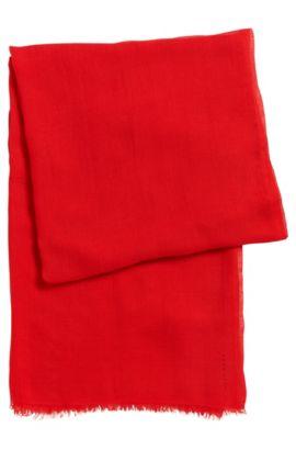 Scarf in modal: 'Louna', Red