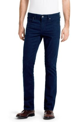 Jeans Slim Fit « Orange63 dazzle » en coton mélangé, Bleu