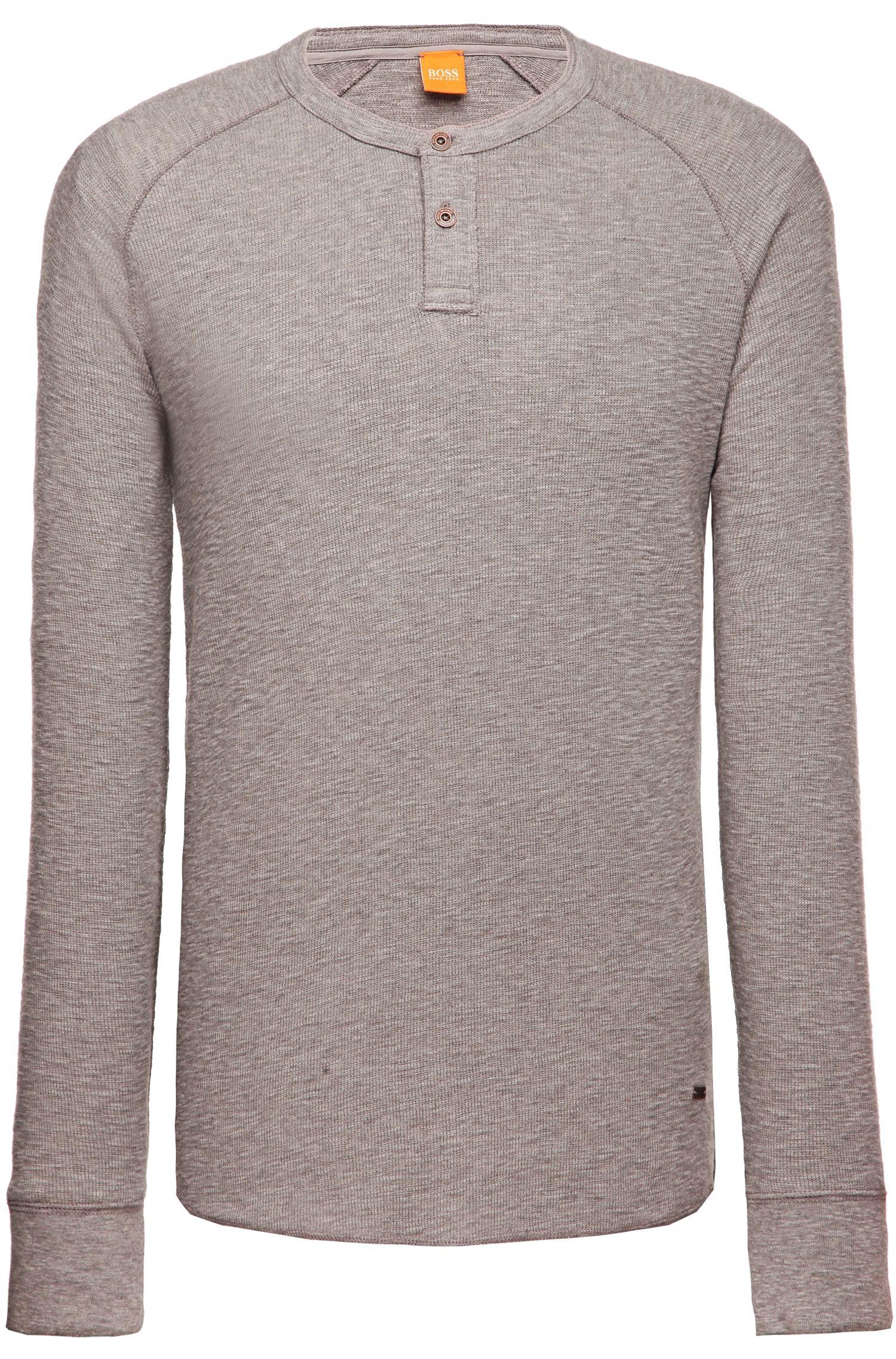 Langarmshirt ´Trucker 1` aus Baumwolle