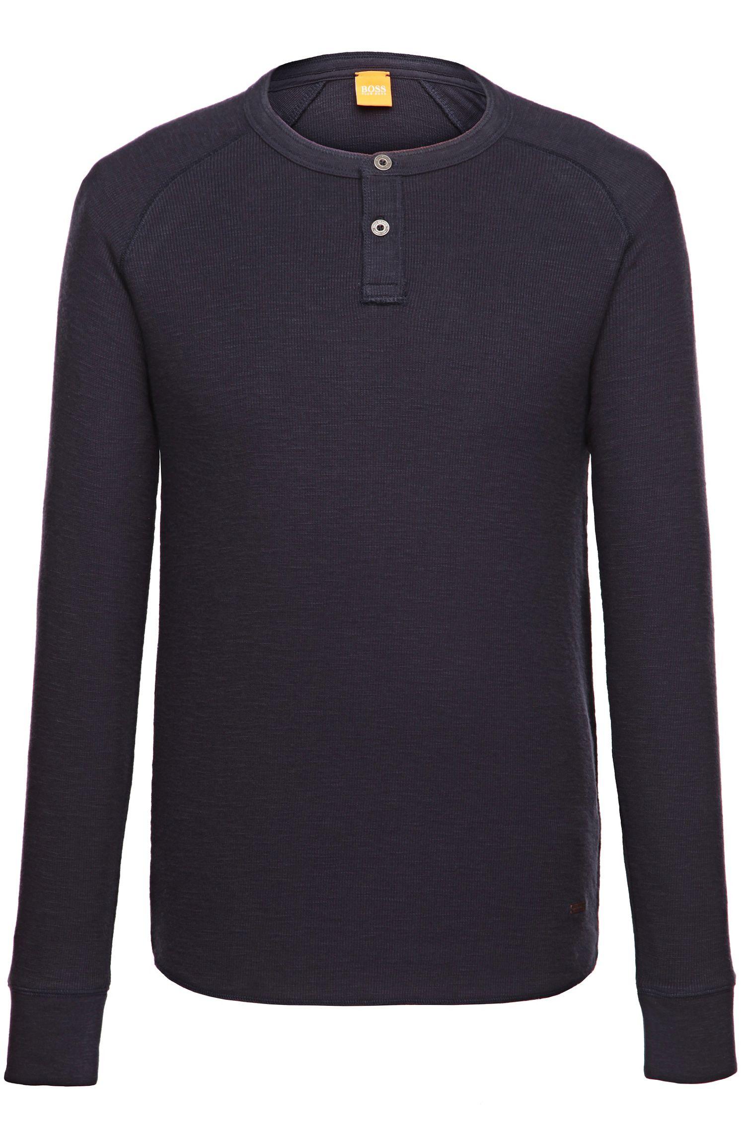 T-shirt à manches longues«Trucker1» en coton