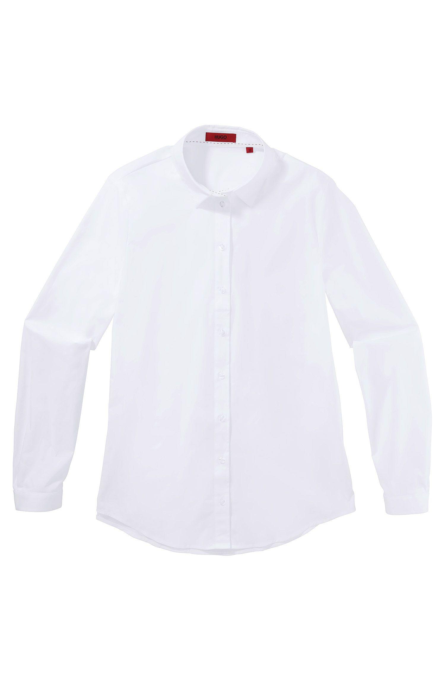 Bluse ´Eselia` aus Baumwoll-Mix