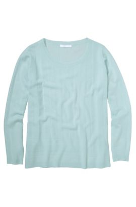 Pullover ´Fiorina` aus Kaschmir, Hellgrün