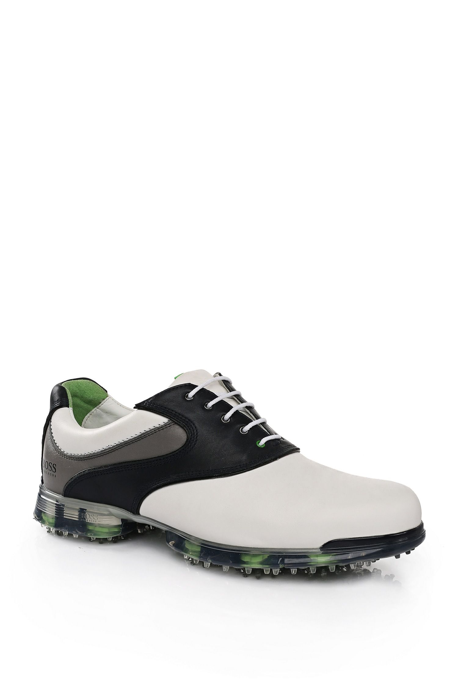 Sneaker in pelle di vitello: 'Golf Pro'
