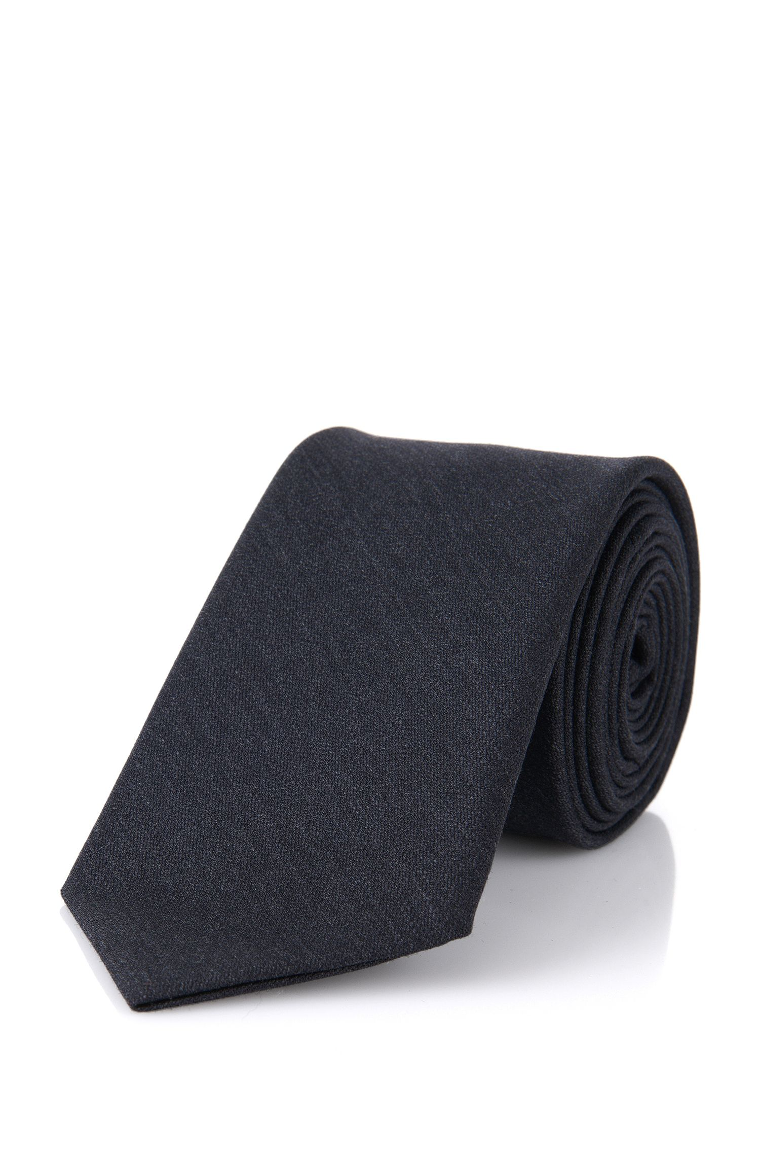 Krawatte aus Wolle: 'Tie 6 cm self-tipped'