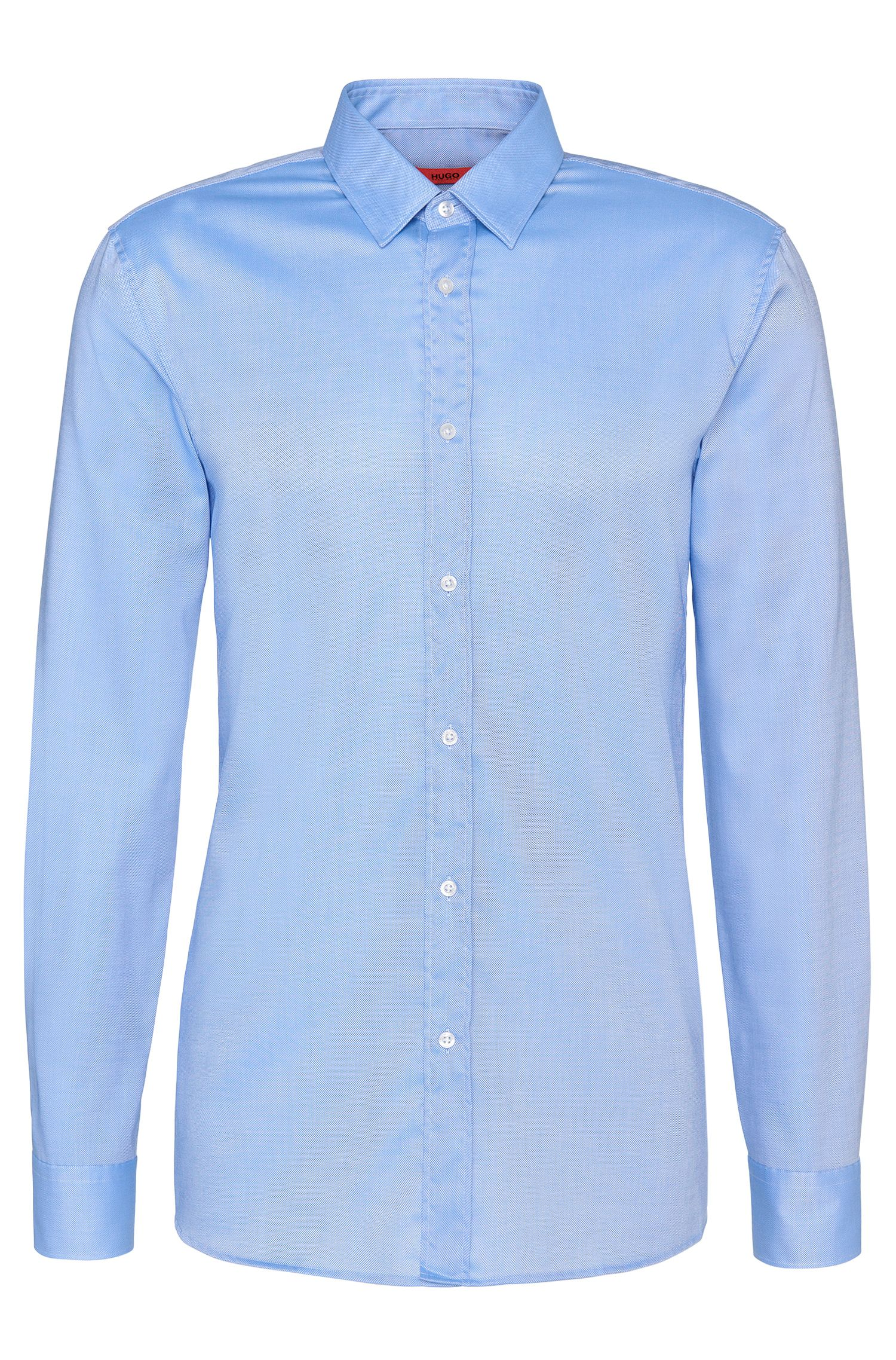 Camicia business Slim-Fit 'Elisha01' in cotone facile da stirare