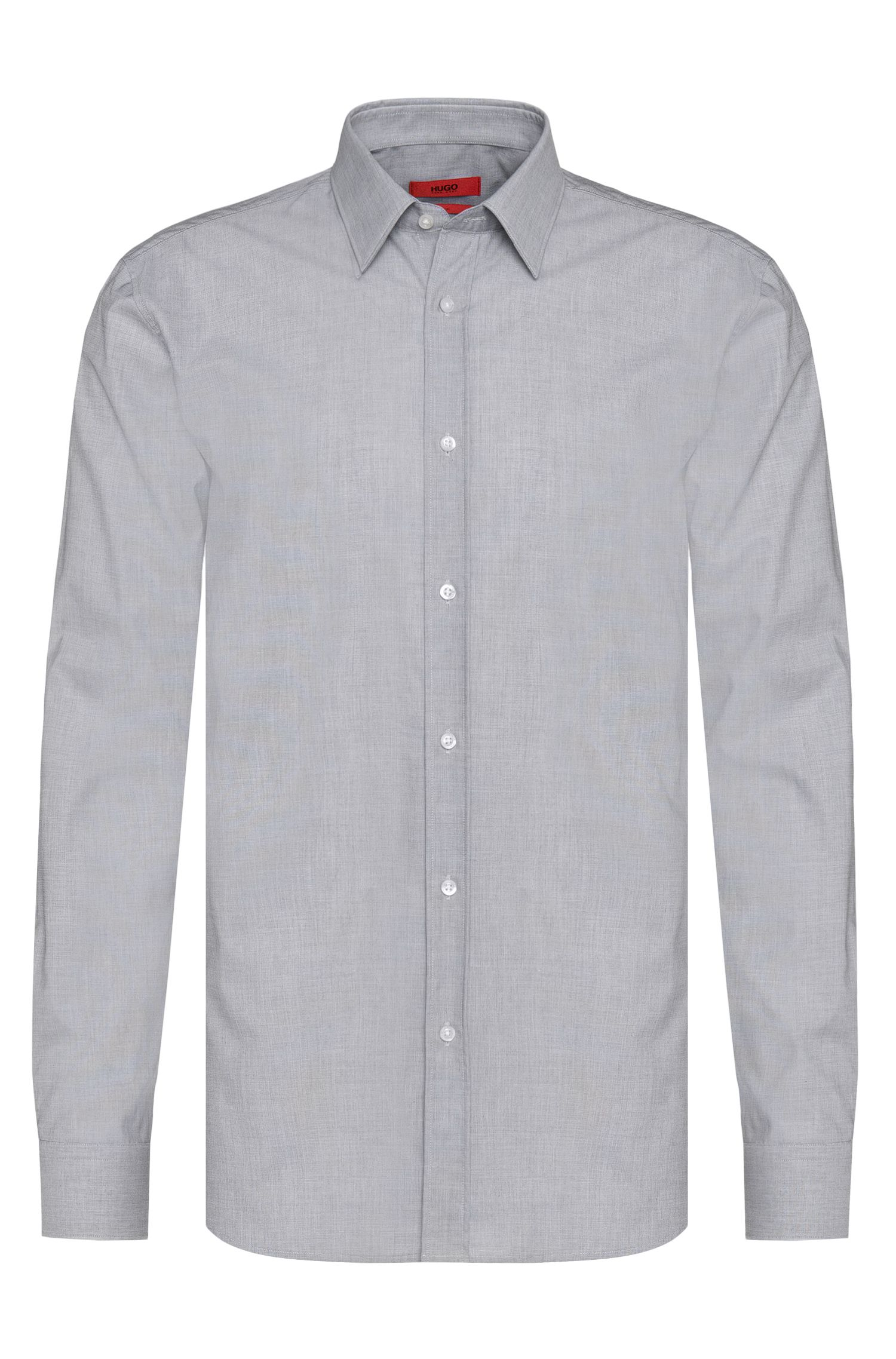 Slim-fit business shirt 'Elisha01' in easy-iron cotton