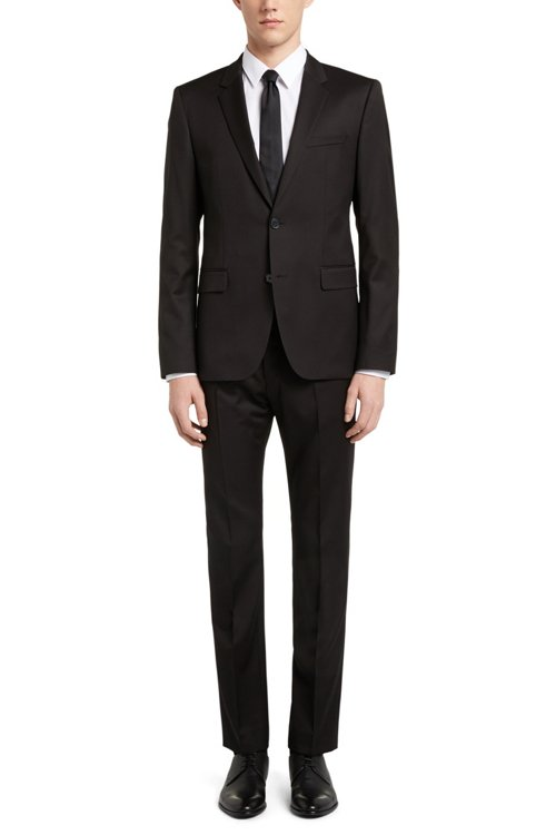 Hugo Boss - Extra-slim-fit shirt in stretch cotton - 2