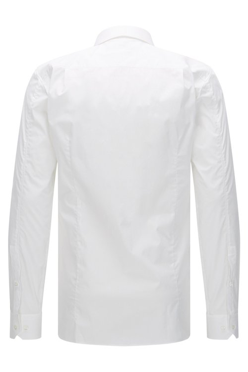 Hugo Boss - Extra-slim-fit shirt in stretch cotton - 3