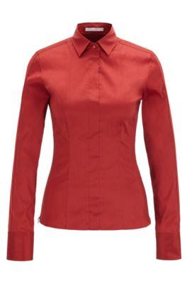 23fd8322b HUGO BOSS blouses for her | Feminine | The modern chic