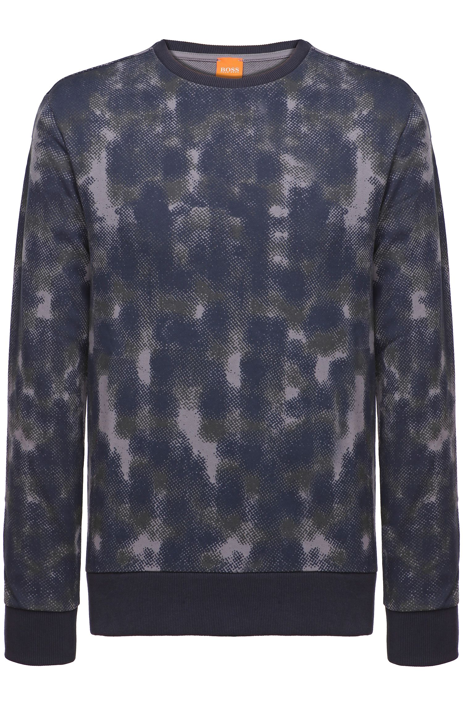 Sweatshirt ´Willeo` aus Baumwolle