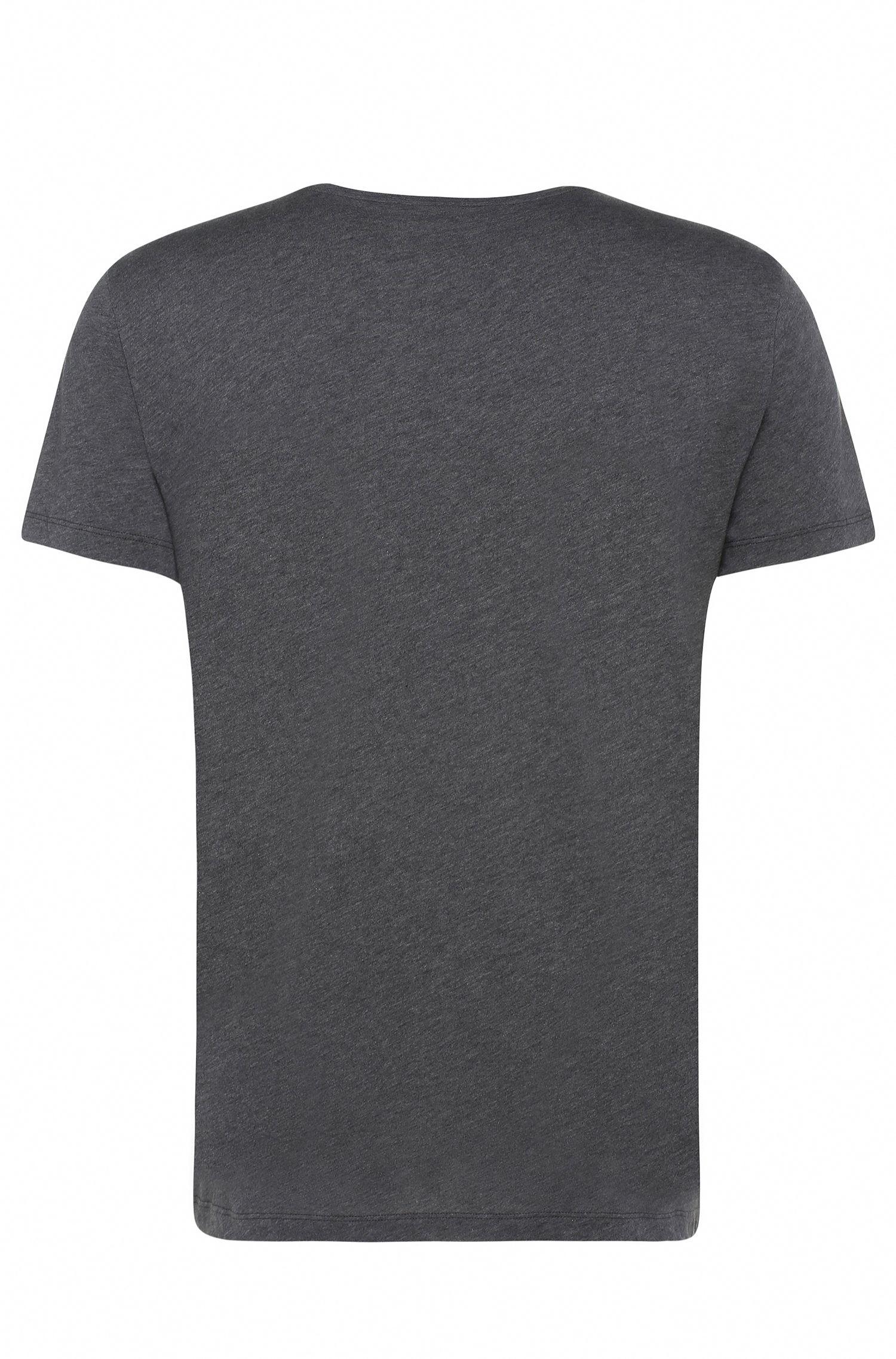 Slim-fit T-shirt van zachte singlejersey