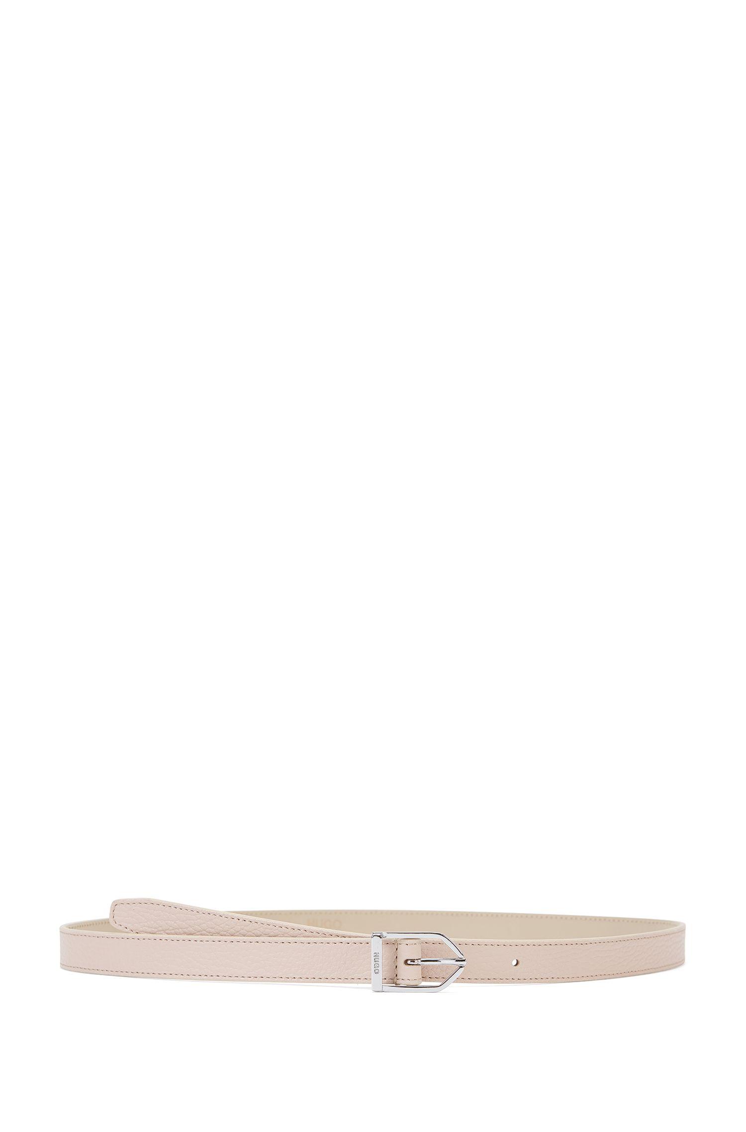 Cintura femminile in pelle italiana di qualità superiore
