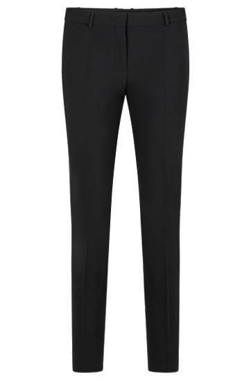boss  Pantalon Slim Fit raccourci Regular fit Taille standard Fermeture... par LeGuide.com Publicité